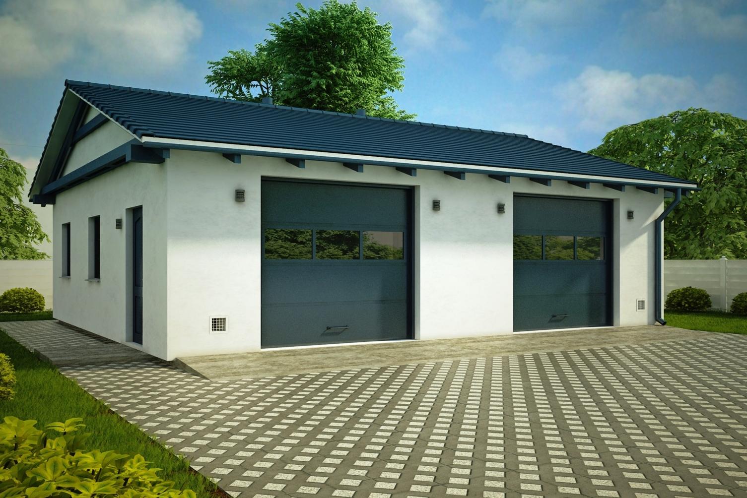 Строительство гаражей под ключ в Рязани